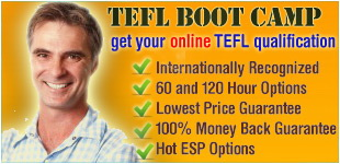Online TEFL Training