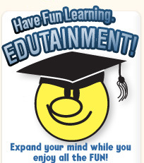 The is the intersection of education and fun