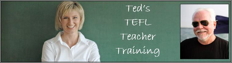 TEFL Teacher Training